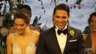Свадьба Неслихан Атагюль и Кадир Догулу
