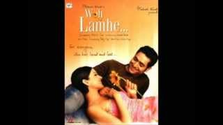 Zeher - Woh Lamhe (Wavelogix remix)