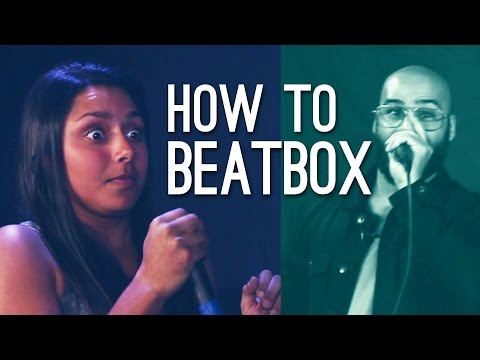 People Beatbox For The First Time