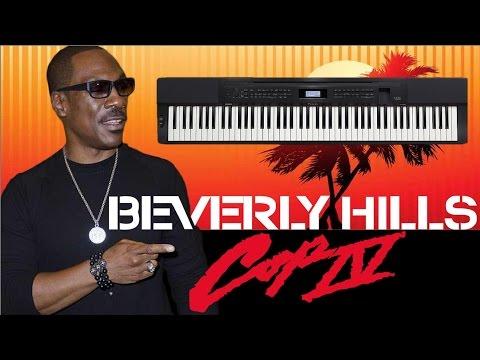 Sheet Music - Axel F (Beverly Hills Cop)
