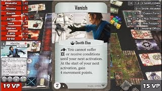 Imperial Assault - Casual Skirmish Night 01 - Davith Strikes