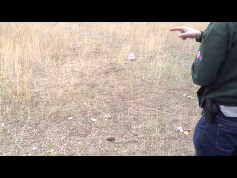 Explosive 9mm Bullets