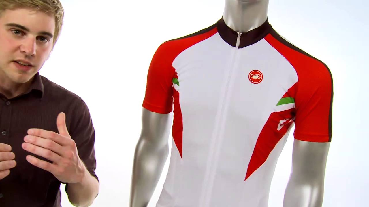 f963675df Castelli Prima Short Sleeve Cycling Jersey Review from Performance Bicycle