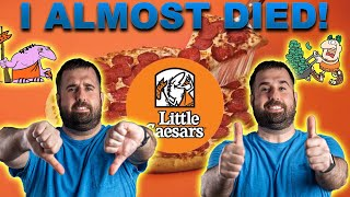 Little Caesar's Pizza  Have You Ever Felt the Wrath?