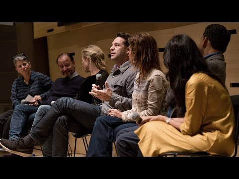 NYFF Live: Documentary Panel   NYFF54