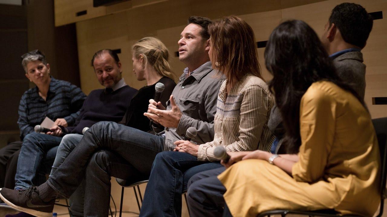 NYFF Live: Documentary Panel | NYFF54