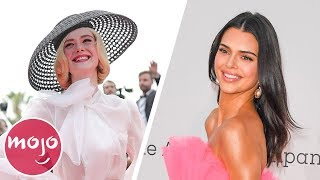 Top 10 Best Dressed at the Cannes Film Festival (2019)