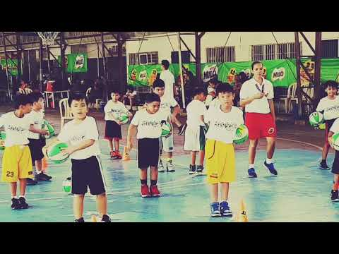 Milo BEST Basketball Clinic