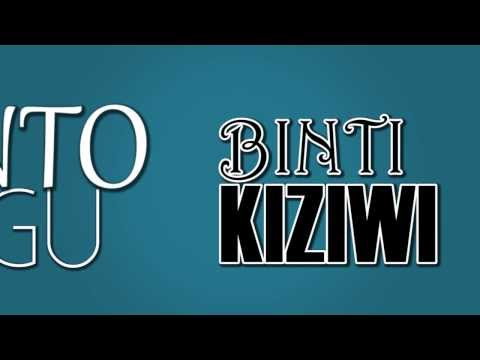 Binti Kiziwi - Zanto ft. Pingu (Lyric Video)