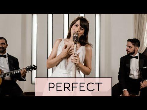 Perfect Ed Sheeran por Lorenza Pozza