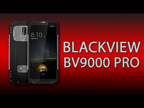 Обзор и тест в воде Blackview BV9000 и BV9000 Pro!