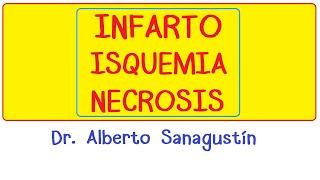 ¿Qué es Isquemia, Infarto y Necrosis? (Clases de medicina)