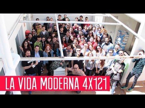 La Vida Moderna 4x121...es ir a clase con Cristina Cifuentes en Second Life