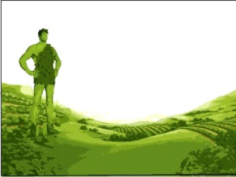 The Jolly Green Giant - YouTube