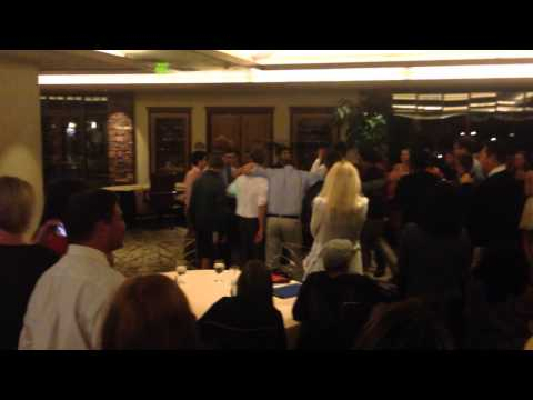 Palo tennis banquet chant-off