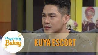 Magandang Buhay: Kuya Escort Ion cries because of his mom