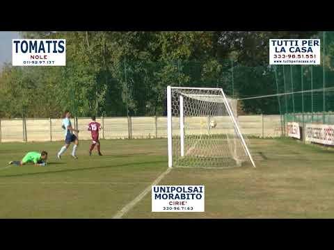 Sportiva Nolese-Saint Vincent Chatillon 3-0, i gol - 20171015