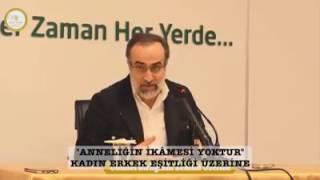 İSLAM DA KADIN ERKEK EŞİTLİĞİ ÜZERİNE Dr Ebubekir Sifil