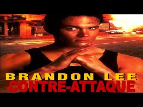 RAPID FIRE (1992) Trailer BRANDON LEE - (restored & in 16:9) + ost