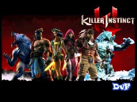 KIller Instinct XBOX1 (KI3) Ending Theme Demos