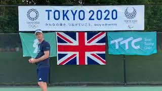Alexander Joseph - A Racket In Hand [Tokyo Music Video]