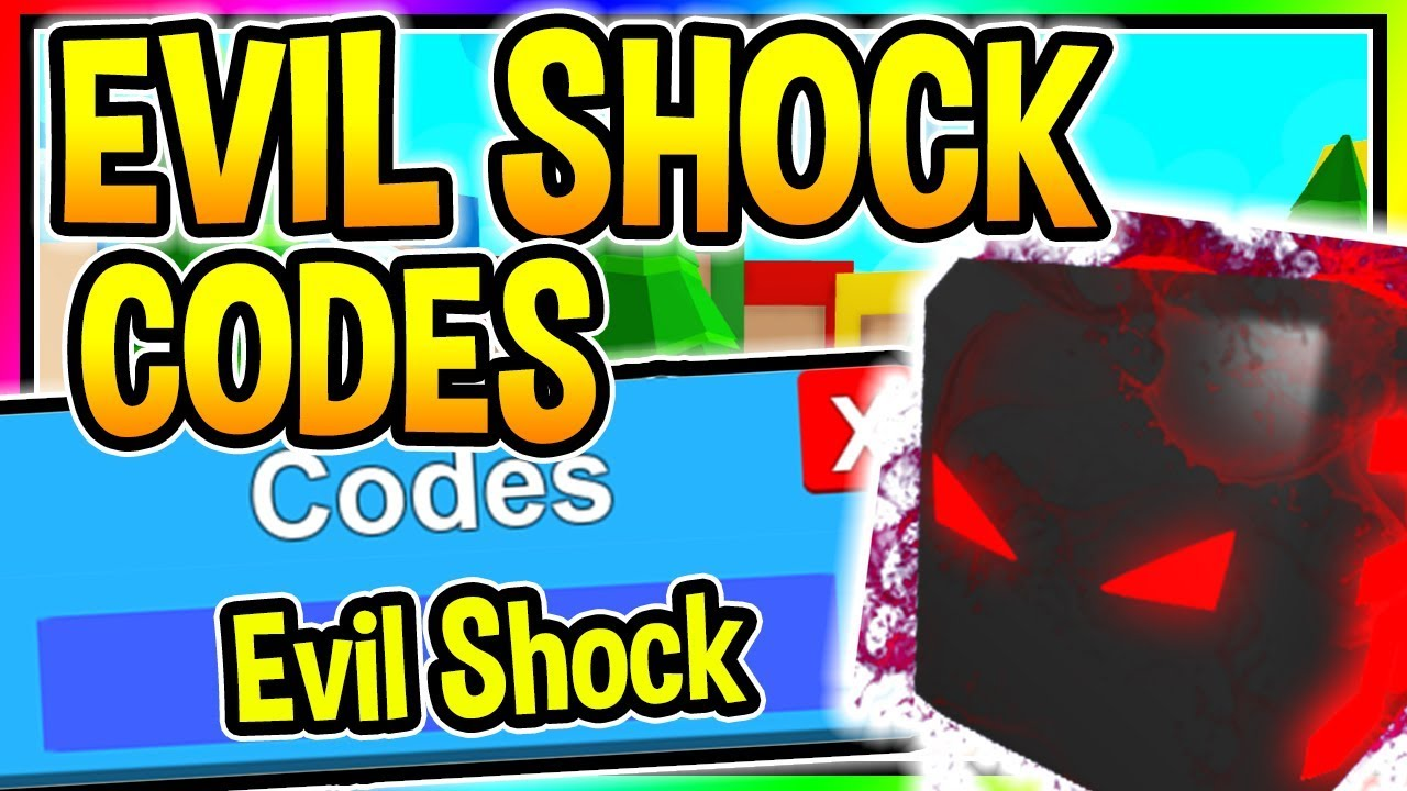 ALL 6 NEW BUBBLE GUM SIMULATOR CODES - Evil Shock Update/ Update 15 Roblox  by RazorFishGaming