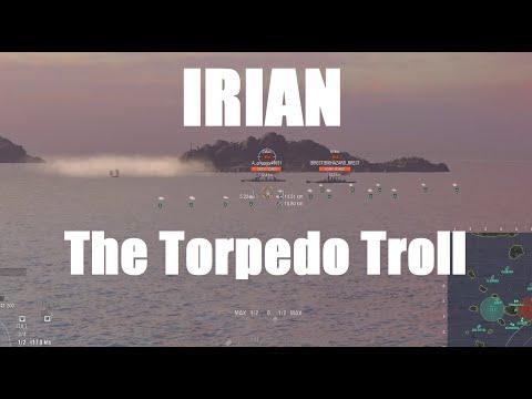 Irian - The Torpedo Troll