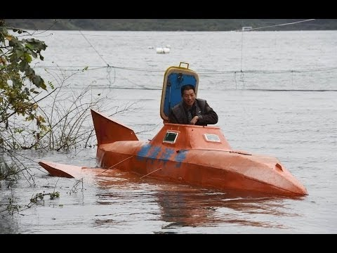 ►5 Homemade Submarines You NEED To See