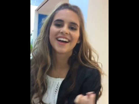 Carly Rose Sonenclar Day 2016 - YouTube