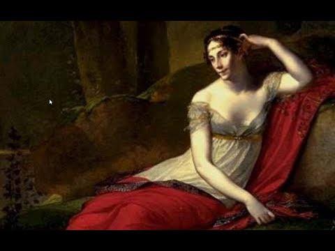 Power Dressing - Lecture 2 -  Napoleon's Josephine; Sartorial Survivor.
