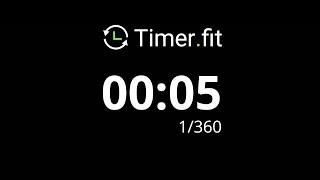 5 Second Interval Timer