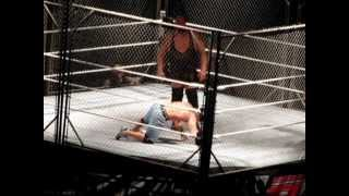 Wwe Supershow: John Cena Vs. Big Show Steel Cage Match Part 1
