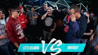140 BPM| LITTLEKARBI vs WROODY - GRIME TIME BATTLE FROM SIBERIA|БАТТЛ РЭП |GRIME ВЕРСУС БАТЛ 140 БПМ