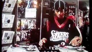 DJ CURT KRE Z BEATSTREET RECORD STORE DJ BATTLE 2003 BROOKLYN, NY