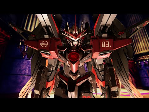 Gundam Breaker 3 - Zeden Gundam (Custom Build)