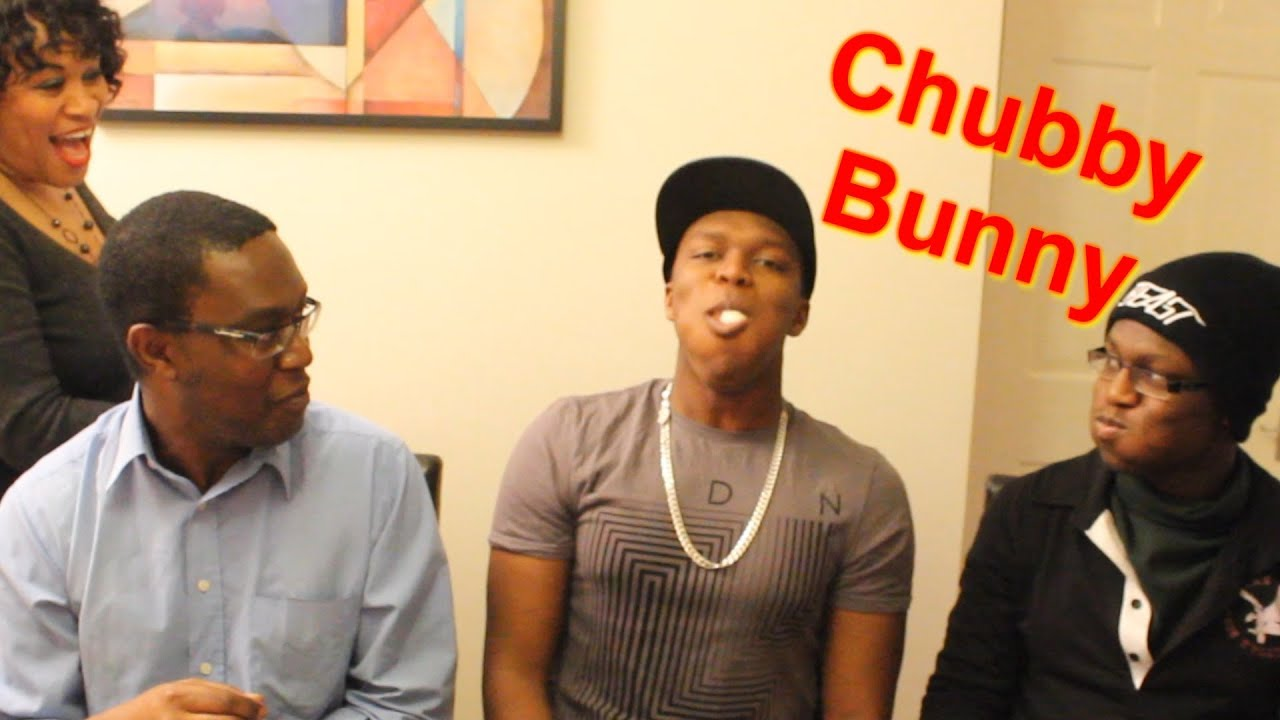 Download CHUBBY BUNNY CHALLENGE WITH FAMILY