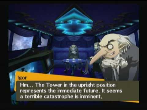 Persona 4 - Velvet Room