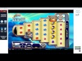 Live Online Slot Play 11/01/18