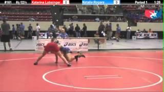 WM 60 KG - RD2 - Katerina Lobsinger (4 Horsemen) vs. Natalie Rogers (WOW)