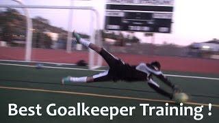 Best Goalkeeper Training Ever HD | Part 3