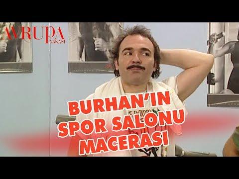 Burhan'ın Spor Salonu Mecerası - Avrupa Yakası