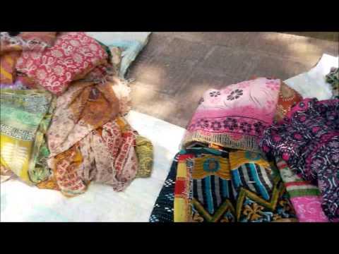 Vintage Kantha Quilts Online