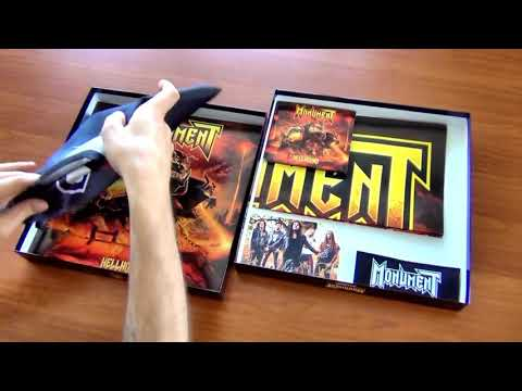 """MONUMENT - """"Hellhound"""" (Special Edition Unboxing)"""