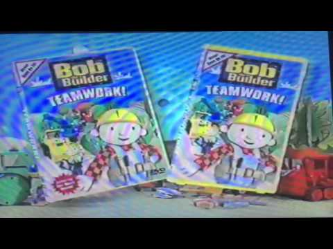Opening To Bob The Builder A Christmas To Remember 2003 Vhs Youtube