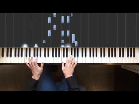 The Cranberries - Zombie Piano Tutorial | Midi