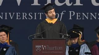 Jeff Weiner, Keynote Speaker | Wharton Undergraduate Graduation 2018