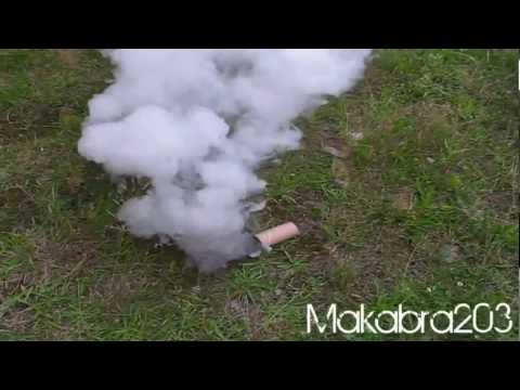 HOW TO MAKE good SMOKE BOMB ~THE BEST AND VERY EASY~ (Legendary smoke bomb)
