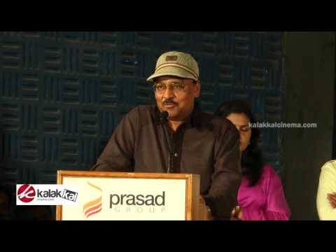 K. Bhagyaraj at Savarikkadu Movie Audio...