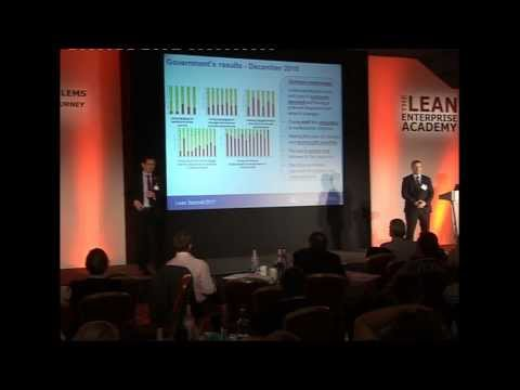 Lean Summit 2011 - National Audit Office - Understanding Government's Business Problems