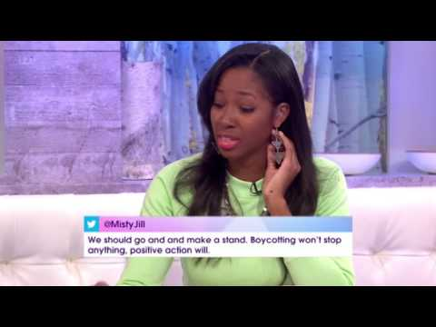 Loose Women On Russia's View On Homosexuality | Loose Women